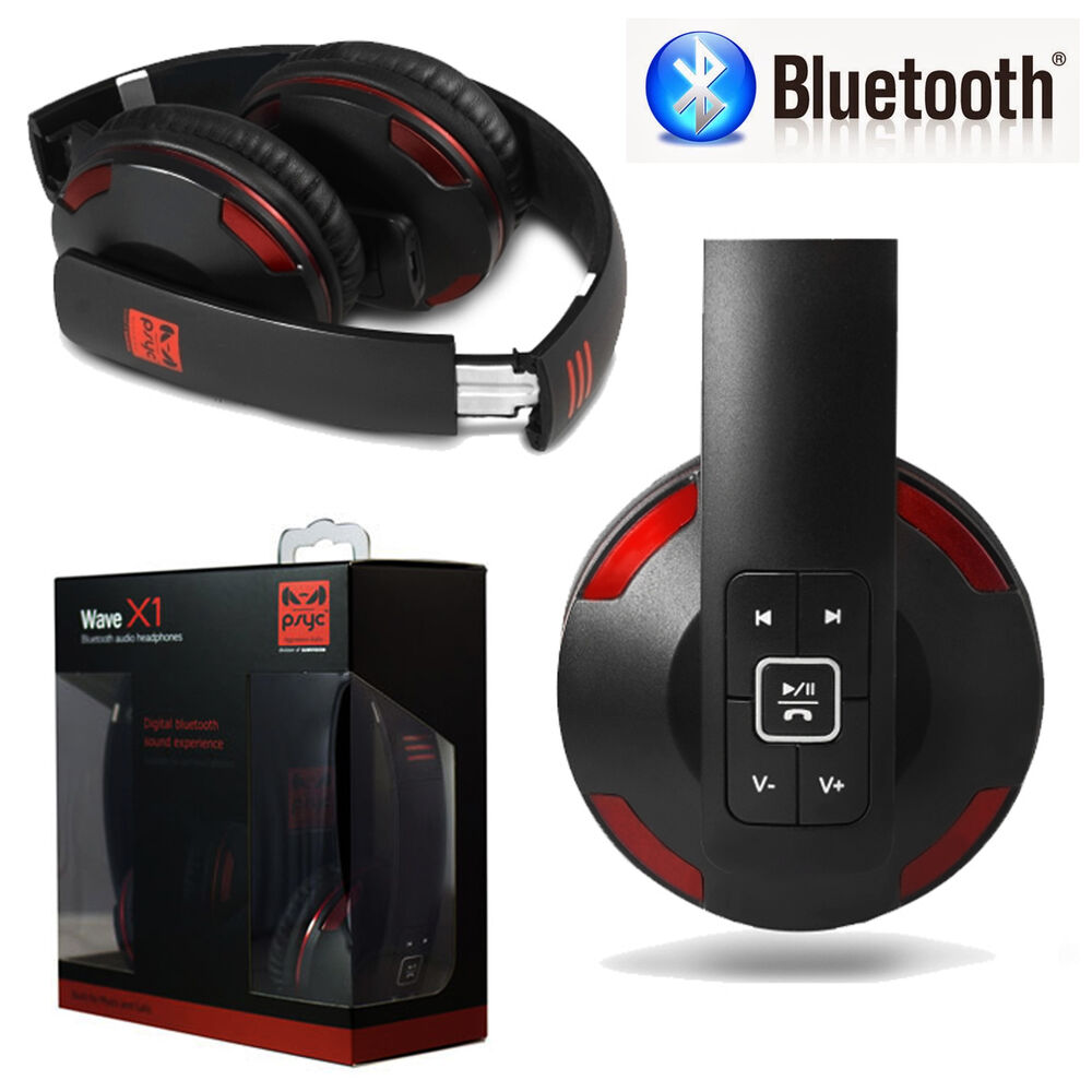 wireless bluetooth stereo headsets wireless headphone for sony xperia z2 z3 xz 6931062440821 ebay. Black Bedroom Furniture Sets. Home Design Ideas