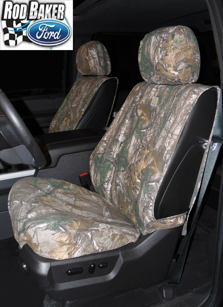 2017 superduty carhartt seat covers front captains chairs. Black Bedroom Furniture Sets. Home Design Ideas