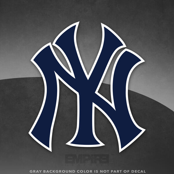 New York Yankees Ny Vinyl Decal Sticker 4 Quot And Larger