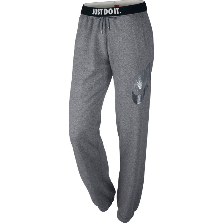 13184e373580 Details about Nike Rally Metal Loose Jogger Pants 853726 091 Silver  Sweatpants Women s New