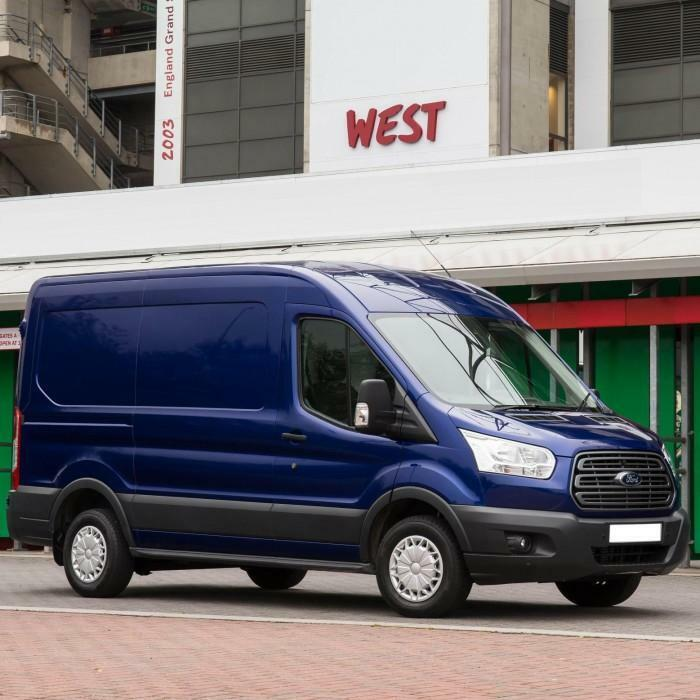 ford transit 2 0tdci 105ps eu6 290 l2h2 ebay. Black Bedroom Furniture Sets. Home Design Ideas