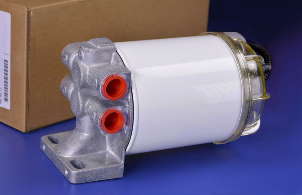 S L on Filter Water Separator Fuel Heater