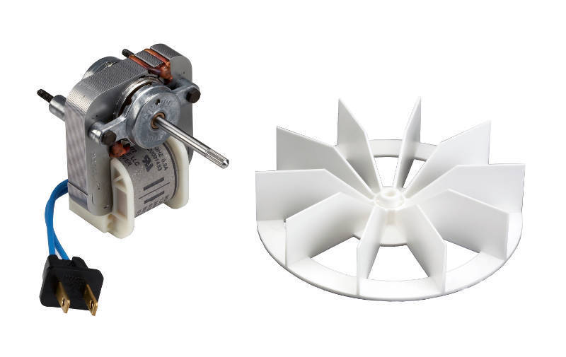 Broan S97012038 Motor And Blower Wheel Assembly Ebay