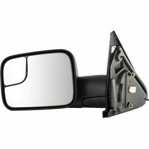 New Driver Power Heat Flip-Up Tow Mirror For Dodge Ram 1500 / 2500 on 02 dodge ram 1500 dash removal, 06 dodge ram wiring diagram, 03 dodge ram wiring diagram, 02 dodge ram 2500 wiring diagram, 93 buick century wiring diagram,