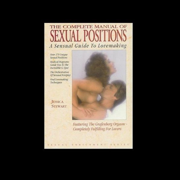 Details about The Complete Manual of Sexual Positions: A Guide to  Lovemaking Jessica Stewart