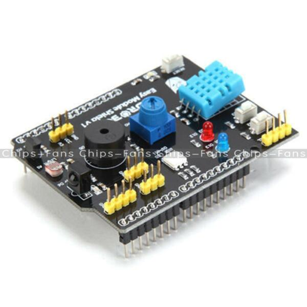 Multifunction Expansion Board DHT11 LM35 Temperature Humidity For Arduino UNO R3