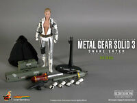"""Hot Toys Sideshow Metal Gear Solid 3 : Snake Eater The Boss 12"""" figure MIB"""