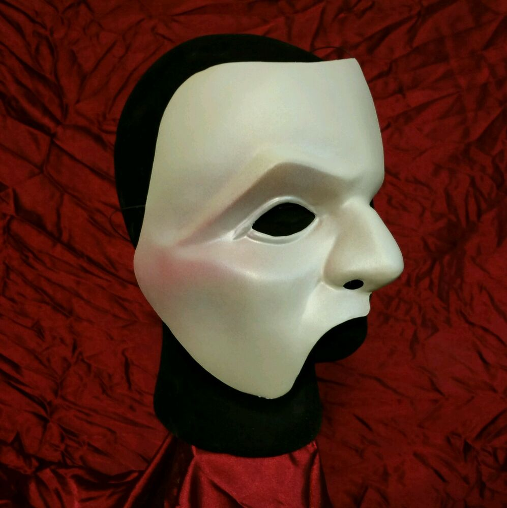 how to make your own phantom of the opera mask