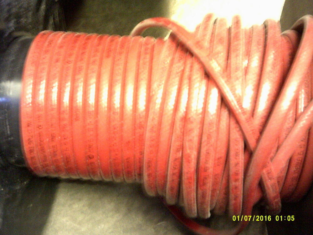 New Raychem 5vpl2 Ct Red Heating Heat Trace Cable 73
