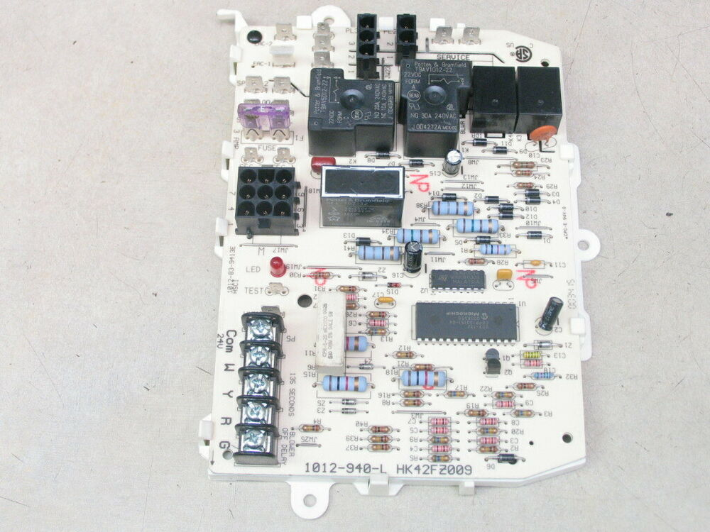 j 380 circuit board wiring diagram carrier bryant hk42fz009 furnace control    circuit       board     carrier bryant hk42fz009 furnace control    circuit       board
