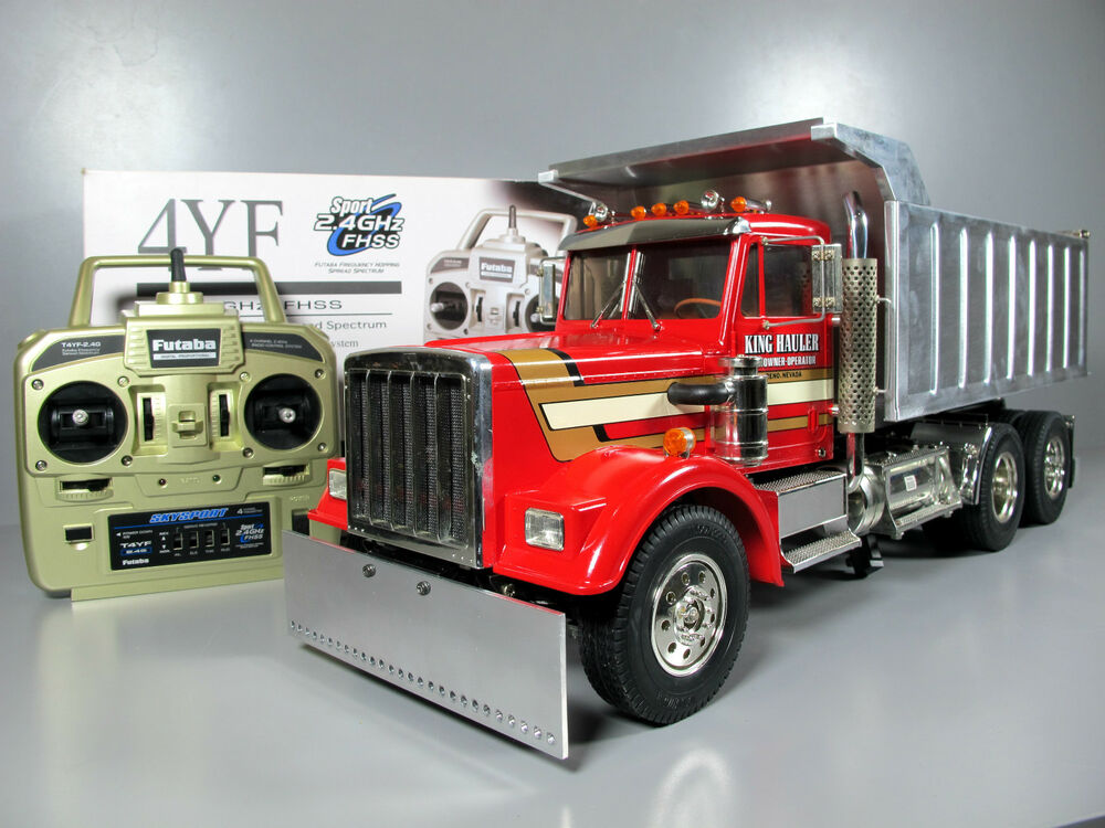 large scale rc cars for sale with 272513060553 on Detail in addition Milk Crates 4pc Bundle   1 2F10 Scale Model RC Accessory as well Wedico Peterbilt 359 4 Axle With Crane Body Fully Equipped furthermore 627950 likewise R age Xb E.