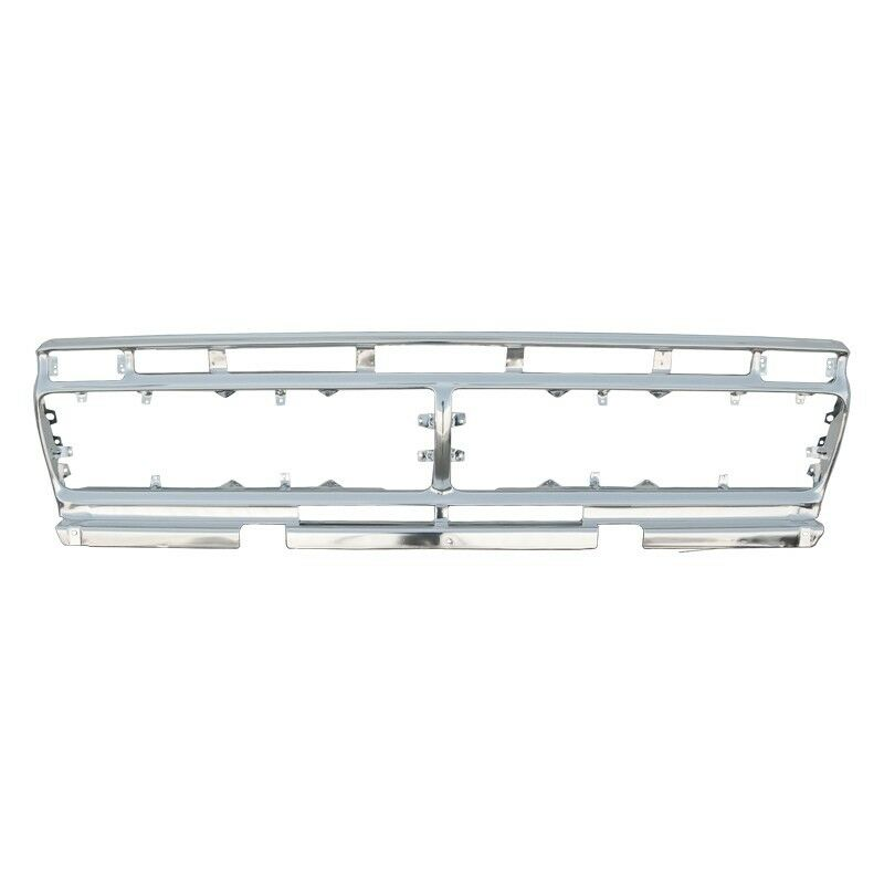 1973 350 grille outer anodized