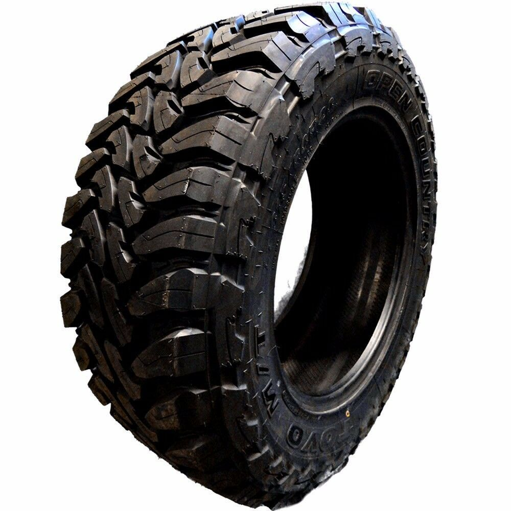1 New 33x12 50r15 Toyo Open Country Mt 4x4 Off Road Mud Terrain