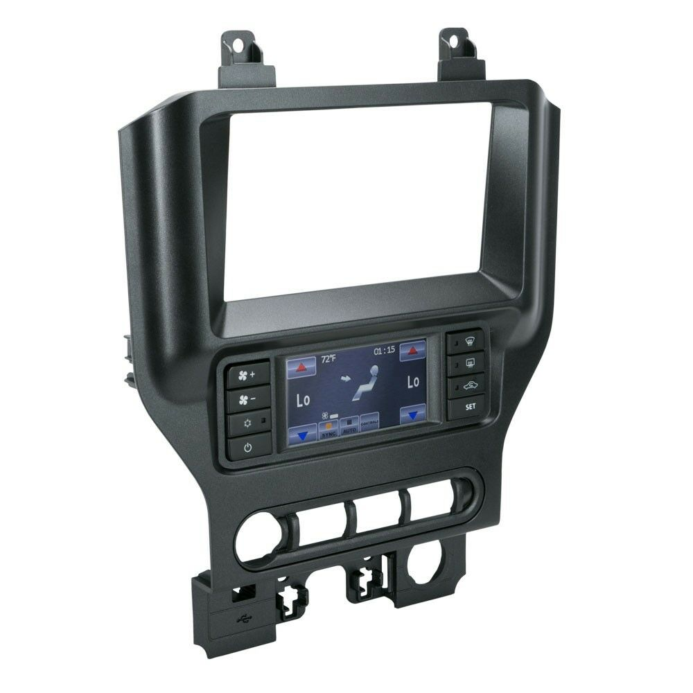 Fd6210b 2015 Up Ford Mustang Aftermarket Stereo