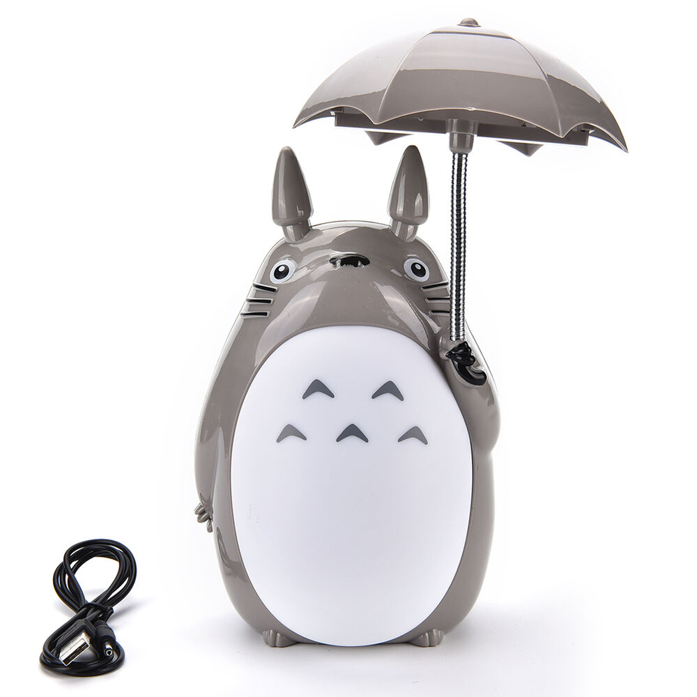 Hot Sale Totoro Lamp Led Night Light Abs Reading Table