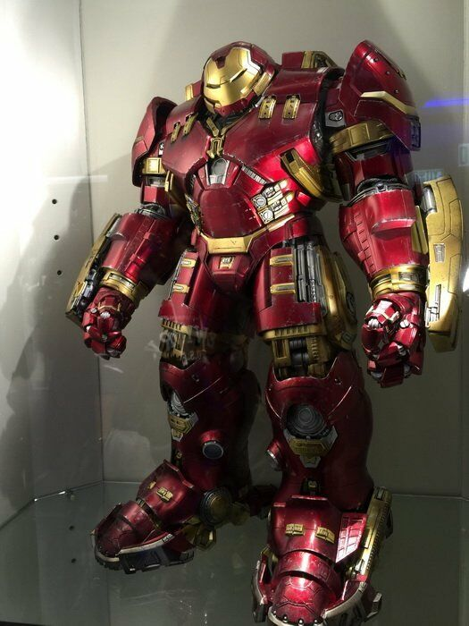 1 Toy For Ages 1 To 7 : Hot toys mms avengers age of ultron iron man