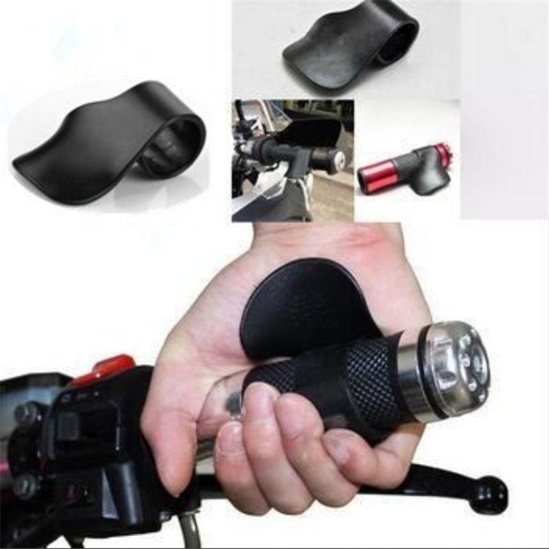 Cruise Control Grip : Universal throttle assist wrist rest cruise grips control