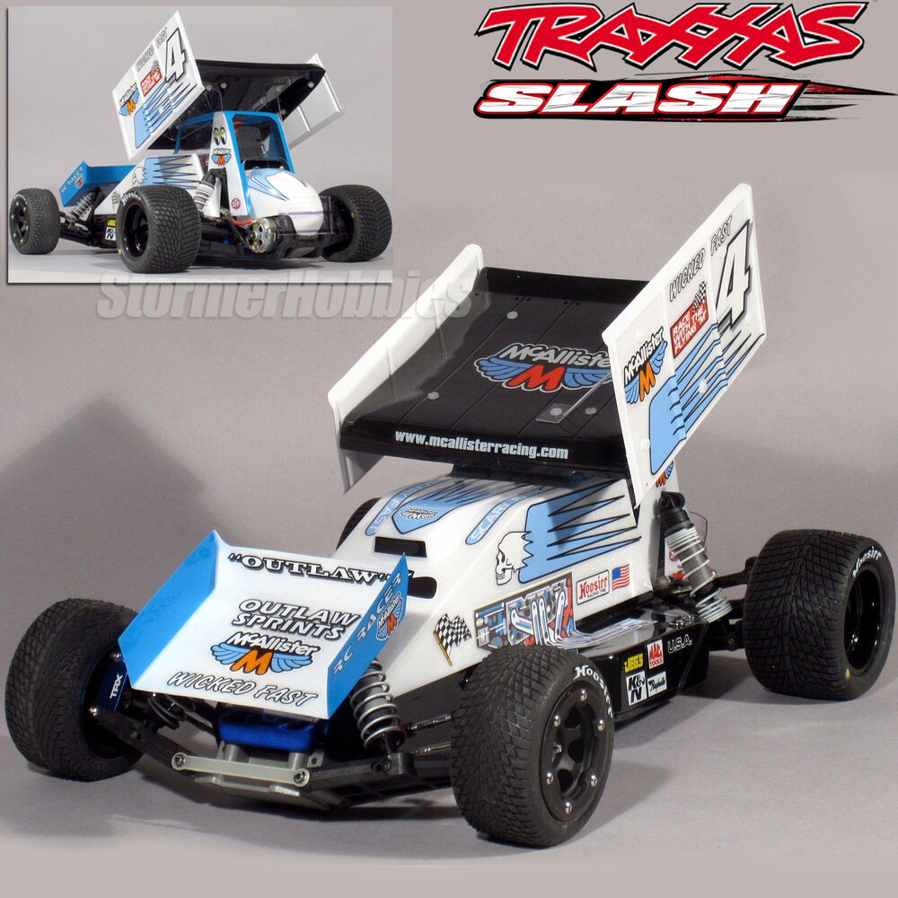 SPRINT BODY - MERCER SPRINT complete package body-wing ...