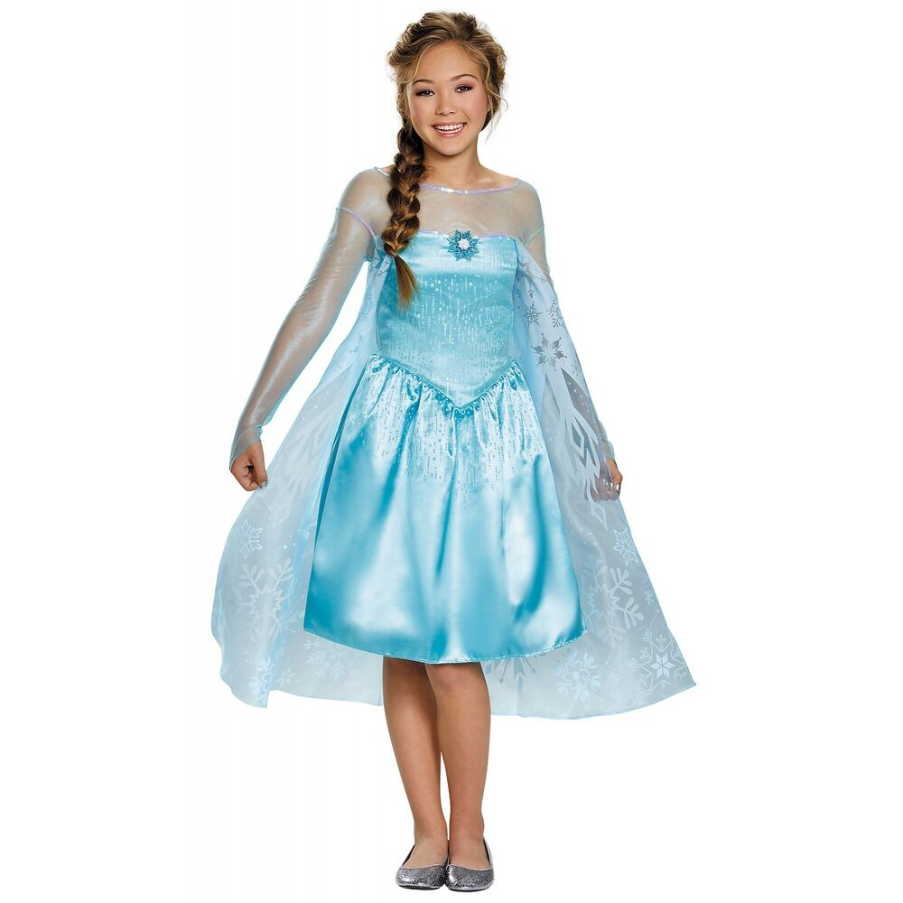 Find your favorite Frozen costumes, including Anna dresses, Olaf jumpsuits, and all the licensed Disney accessories to build your own outfit.