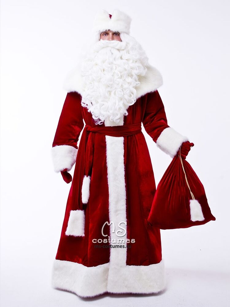 Father Christmas Costumes For Sale