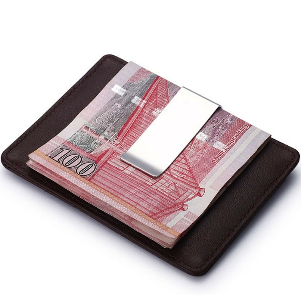 M Clamp Money Clip Holder Silver M...