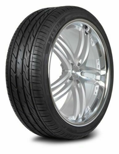 Buy 3 Get 1 Free Tires >> 1 BRAND NEW 255/35-19 96W FEDERAL 595 RS-RR TIRE PERFORMANCE RADIAL   eBay