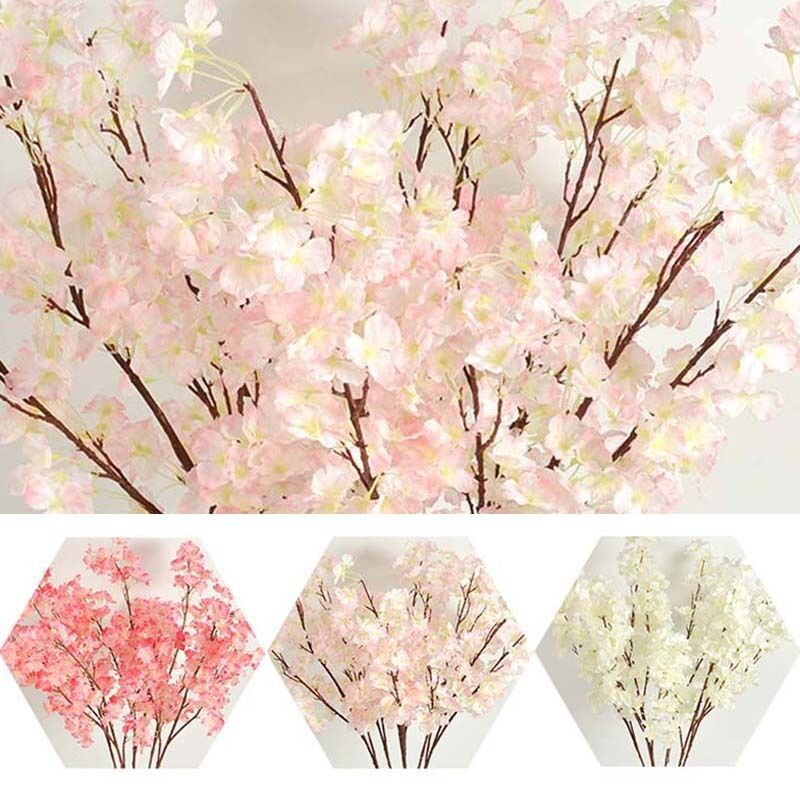 Http Www Ebay Com Itm Silk Wedding Decor Fake Flower Artificial Bouquet Home  Floral Garden Party