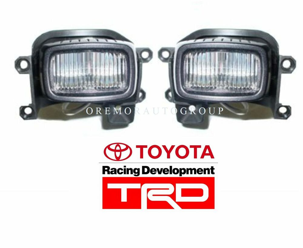 2016 2017 Tacoma Trd Pro Rigid Industries Fog Light Kit