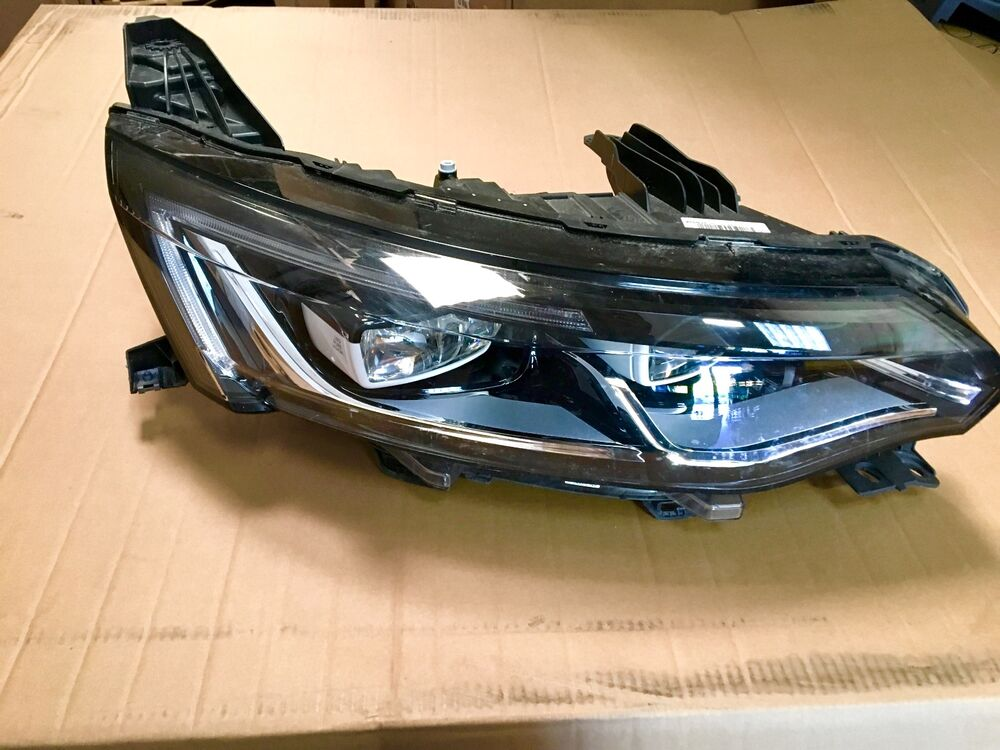 phare avant full led renault talisman cote droit headlamp right 260100184r ebay. Black Bedroom Furniture Sets. Home Design Ideas