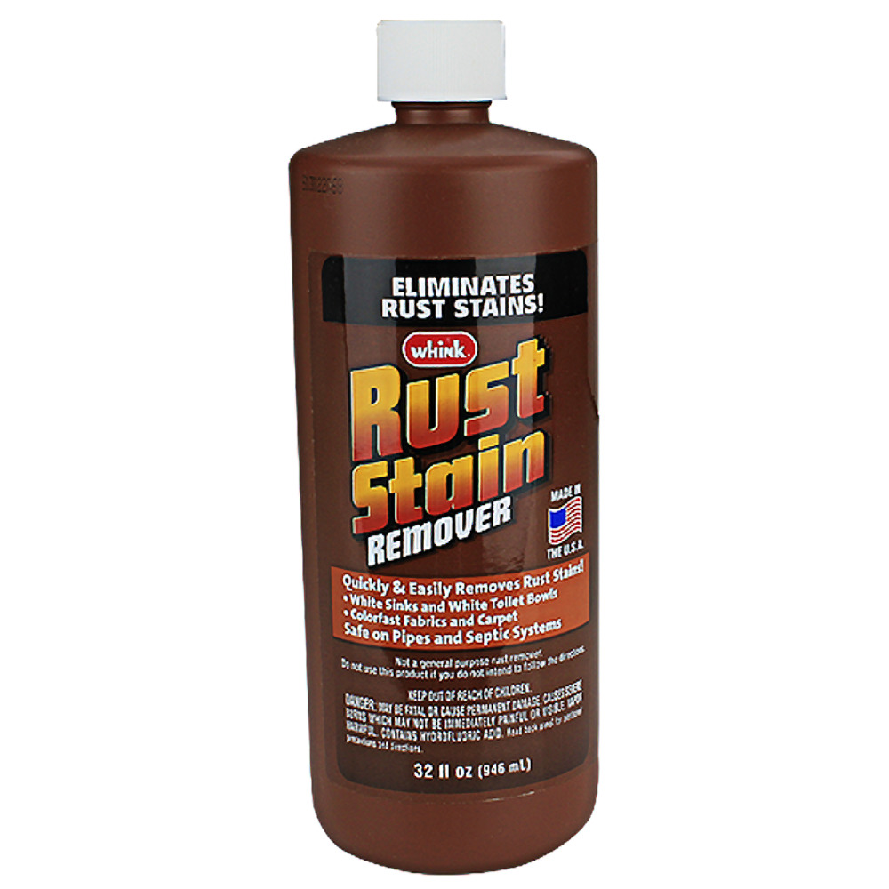 whink rust stain remover 32 ounce 70275011322 ebay. Black Bedroom Furniture Sets. Home Design Ideas