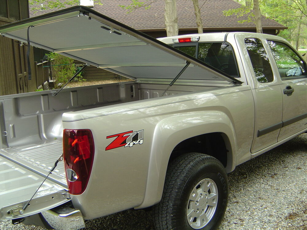 Craftec Covers 2004 14 Colorado Canyon 5 Xtra Short Bed