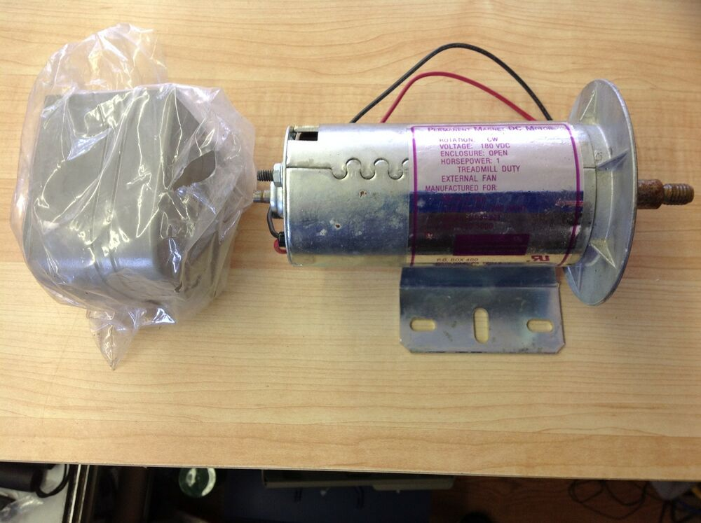 treadmill permanent magnet dc motor part # 10776 weslo inc ... permanent magnet electric treadmill motor wiring diagram