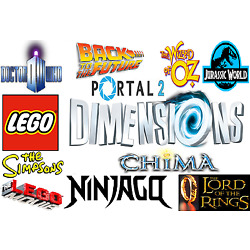 LEGO DIMENSIONS BRICKS TO LIFE FUN, LEVEL & TEAM PACKS NEW SEALED COMPLETE