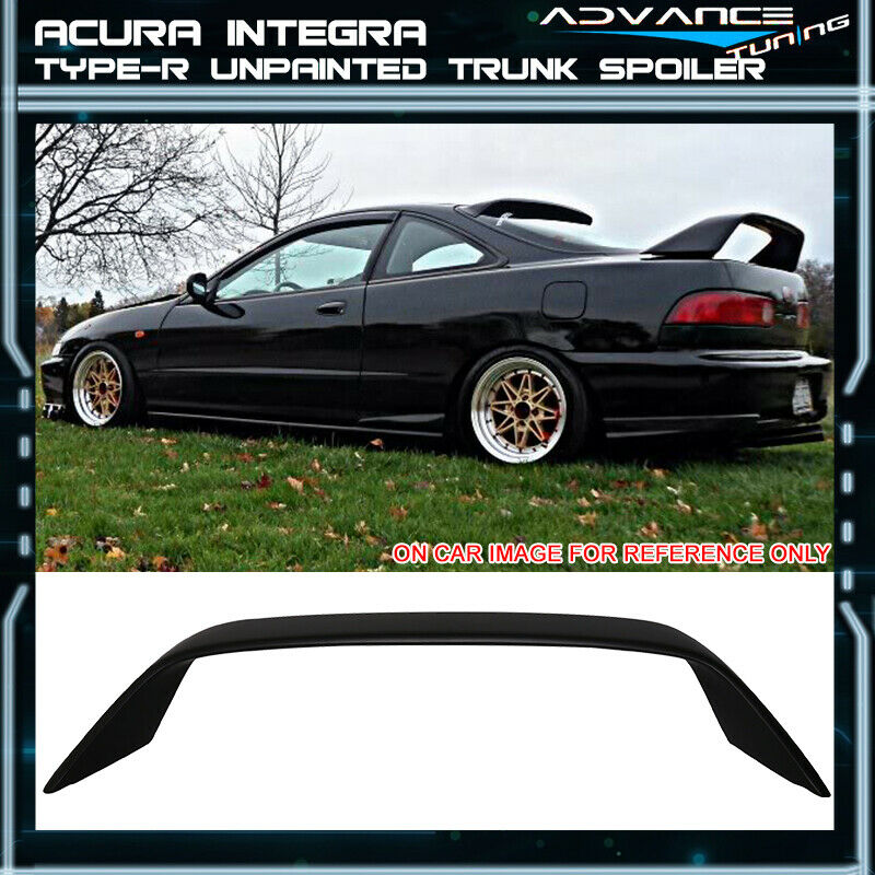 94-01 Acura Integra DB DC2 3DR Hatchback Type R Trunk