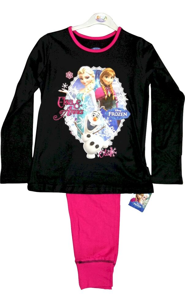 5a3187cc3 Official Disney Frozen Pyjamas featuring Elsa