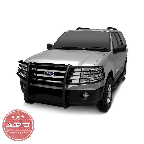 Ford Grill Guard For 85 : Apu  ford explorer black grille brush bumper