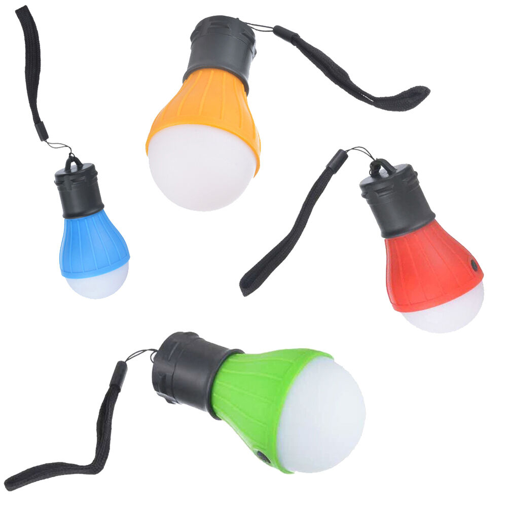 String Lights Outdoor Camping : Outdoor Camping Tent Light Bulb Lantern with Bright LED Light & Hang-able String eBay