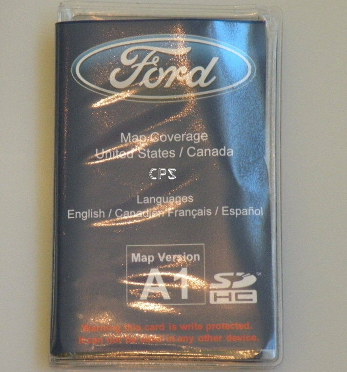 Image Result For Ford Edge Navigation Sd Card