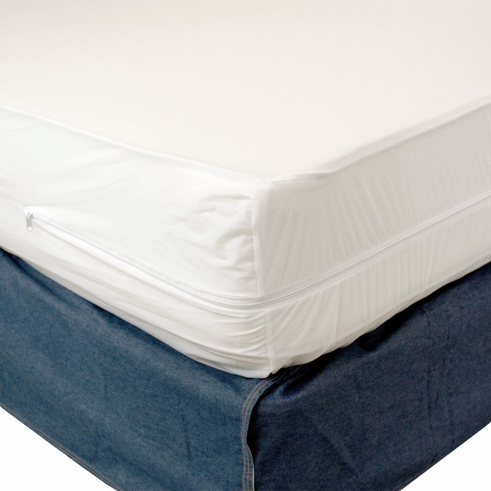 King Size Non Allergenic Mattress Cover Zippered
