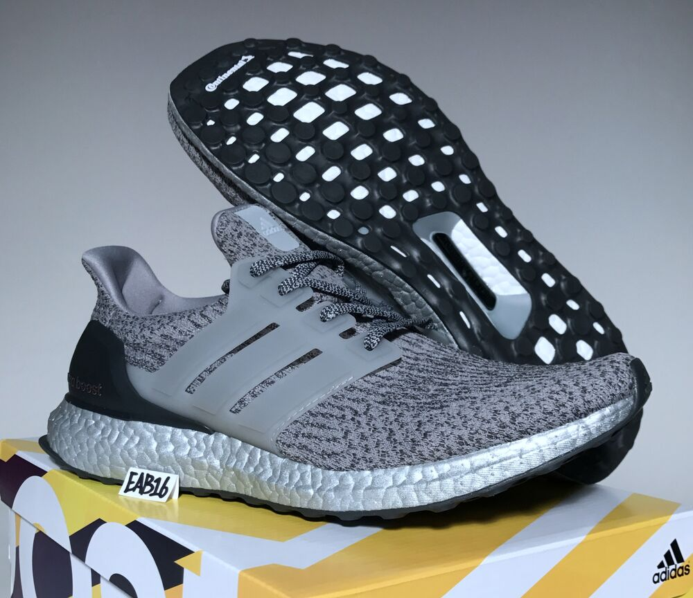 Adidas Ultra Boost M 3 0 Silver Super Bowl Halftime Pack