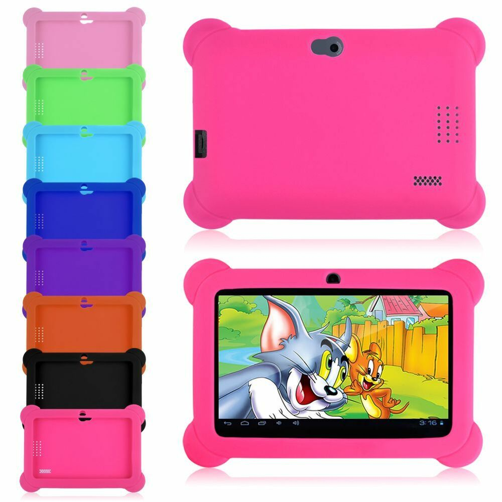 Tablet Soft Rubber Cas...Q88