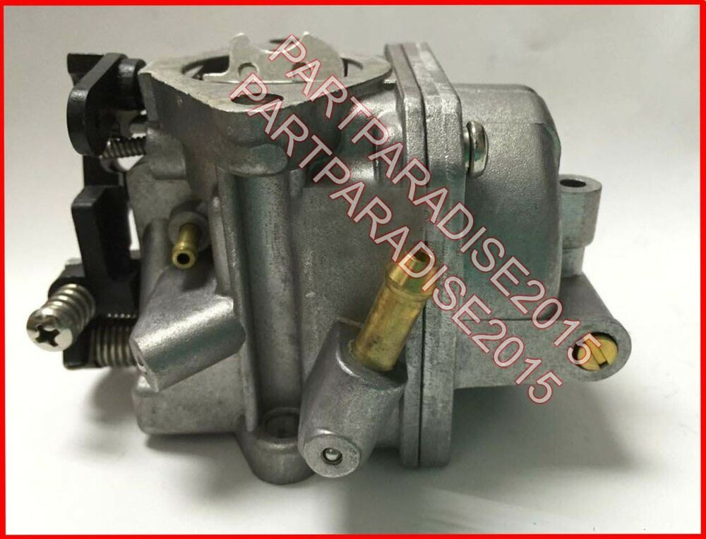 CARBURETOR Carb 4 stroke fit Tohatsu Nissan Mercury Outboard 4HP 5HP 6HP Engine | eBay