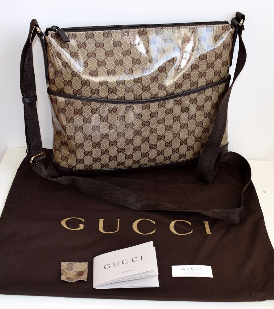 gucci damen herren unisex tasche messenger original. Black Bedroom Furniture Sets. Home Design Ideas