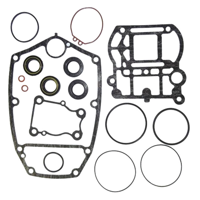 Lower unit seal kit for yamaha 40hp enduro 66t w0001 20 00 for Yamaha outboard lower unit rebuild