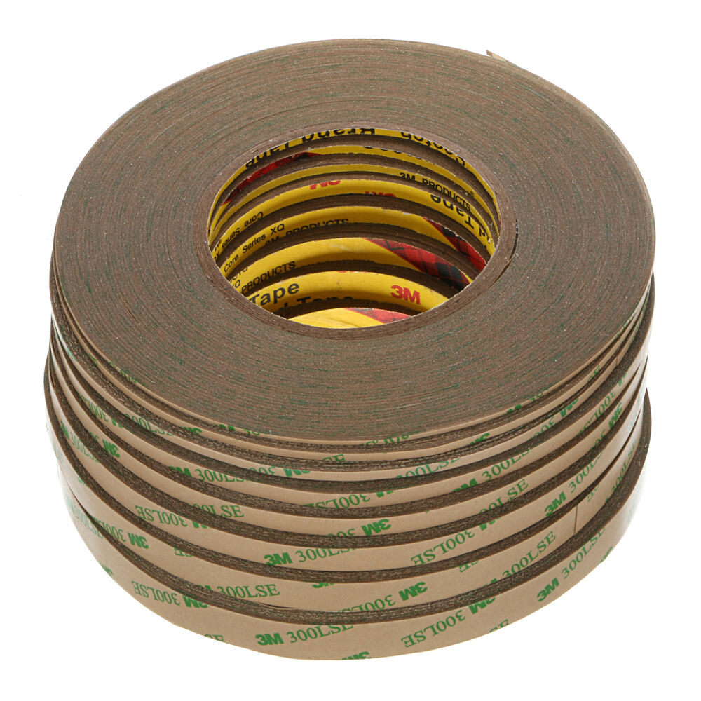Double Sided Super Sticky Heavy Duty Adhesive Tape 3m