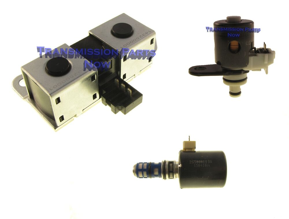 04 08 Ford Transmission Solenoid Set Epc Dual Shift Tcc 4r70w 4r75w