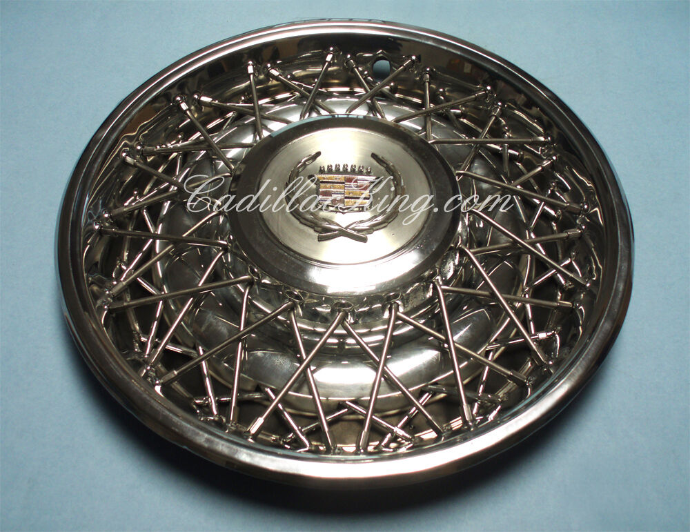 1974 1975 1976 75 76 Cadillac Fleetwood Wire Wheel Cover