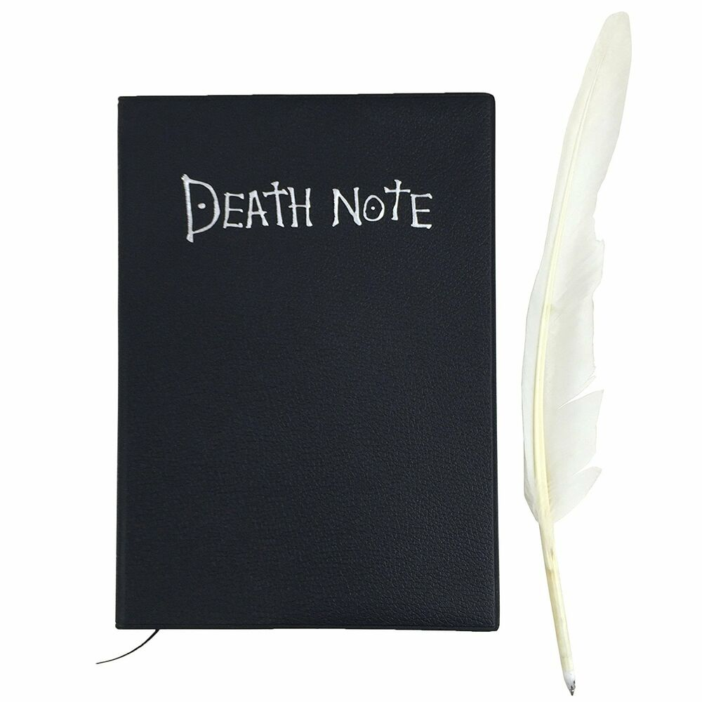 death note notizbuch des todes von light yagami