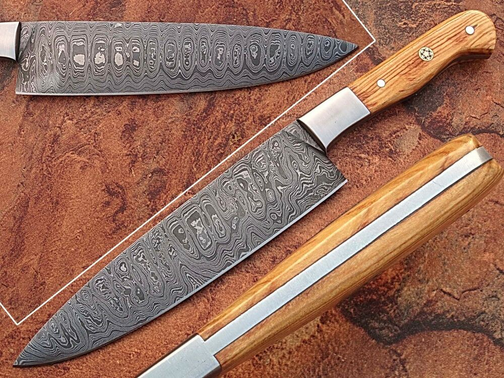 How To Carve Wood With A Kitchen Knife