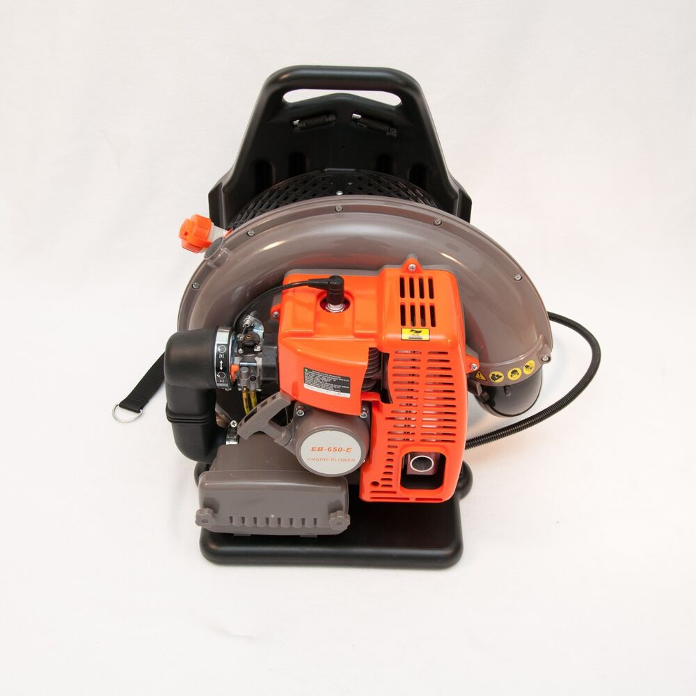 Gas Powered Blowers : Gas powered leaf blower cc back pack